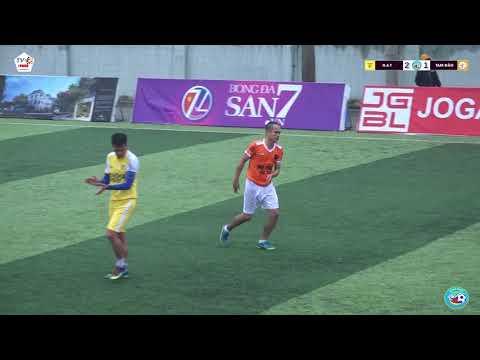 [HIGHLIGHT] N.A.T PHÚC YÊN vs TAM ĐẢO (Vòng 8 giải bóng đá Vĩnh Phúc League 2018) - Thời lượng: 5 phút, 44 giây.