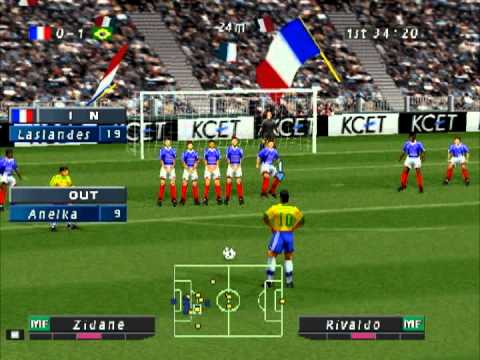 Pro Foot Contest 98 Playstation