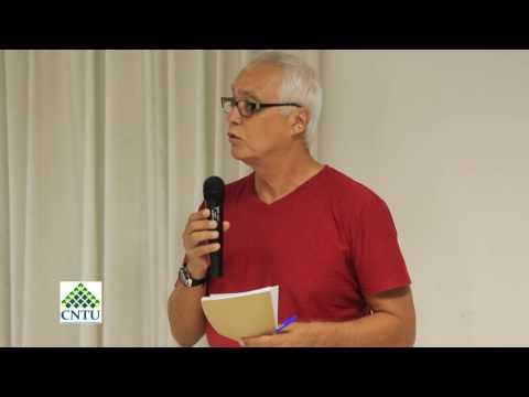IV Curso de Formação Sindical da CNTU - Debate sobre as ameaças aos trabalhadores