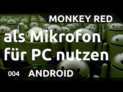 Android: Smartphone als Mikrofon für PC/Mac benutzen
