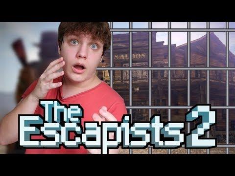 A NOVA PRISÃO DO THE ESCAPISTS 2 #12