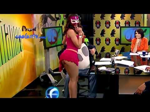 La Reata Minifalda Super Mega Upskirt La Mejor De Todas