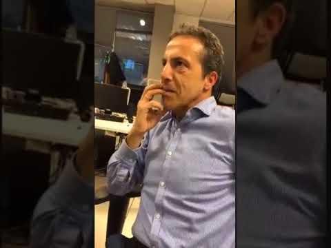 Manchester United vs Sevilla 1-2 | Cristobal Soria llorando de emocion !!