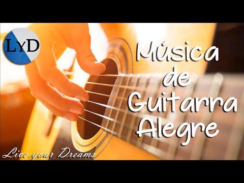 Música Instrumental de Guitarra Relajante para Trabajar y Concentrarse Alegre y Animado (видео)