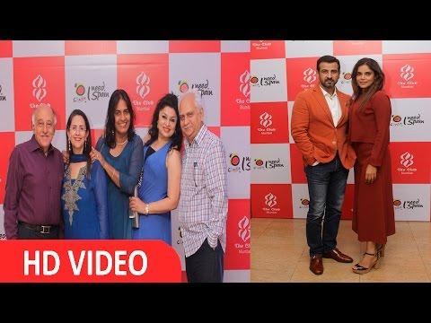 Ramesh Sippy, Pooja Bedi & Ronit Roy At Celebrate Spanish Fiesta: Uncut