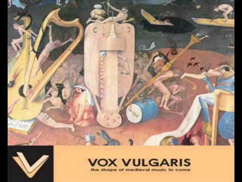 Medieval Music – Vox Vulgaris – The Shape Of Medieval Music To Come ( Full Album )