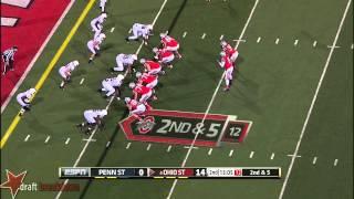 Glenn Carson vs Ohio State (2013)