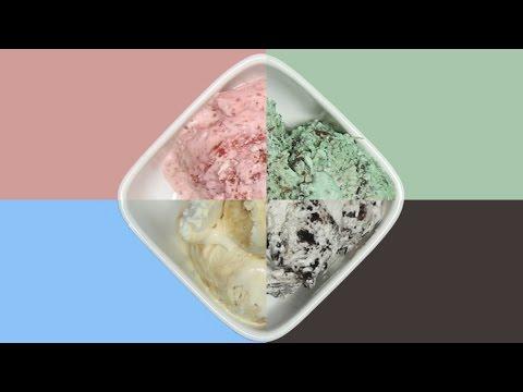 學起來這個美味冰淇淋的製作方式,你再也不會花錢買冰淇淋了!