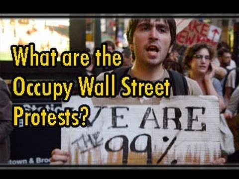 Occupy Wall Street Protests For Dummies