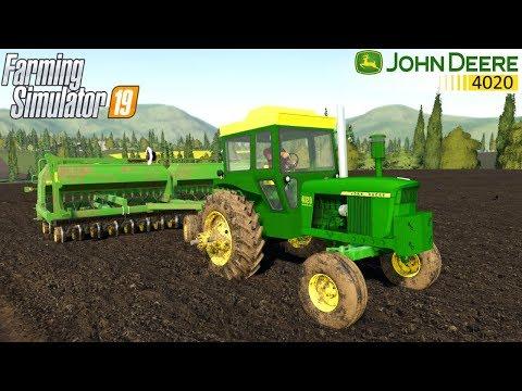 John Deere 4000 Series v1.0