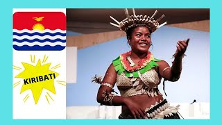 KIRIBATI, traditional dancing: Here' s a video with a couple of very traditional dances from the fascinating country of the Republic of Kiribati, filmed during the ...