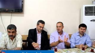 ZEYDEF Diyarbakır Çermik Çüngüşlüler Derneğini Ziyaret Etti