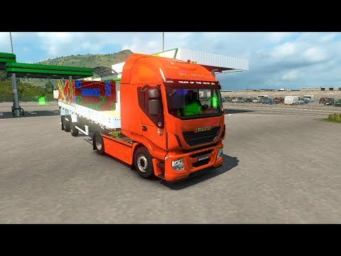 Vegetable Trailers v1.0