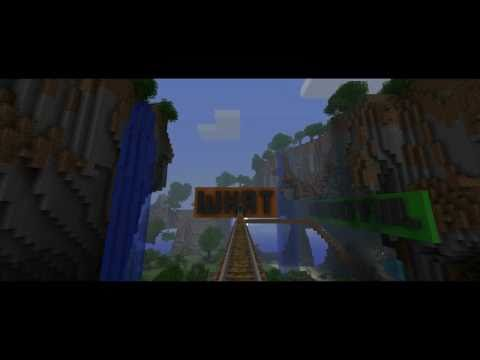 What a Wonderful World Minecraft Typography
