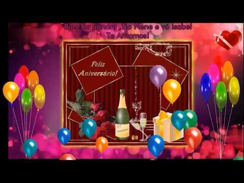 Msg de aniversário - Mensagem de Aniversário !