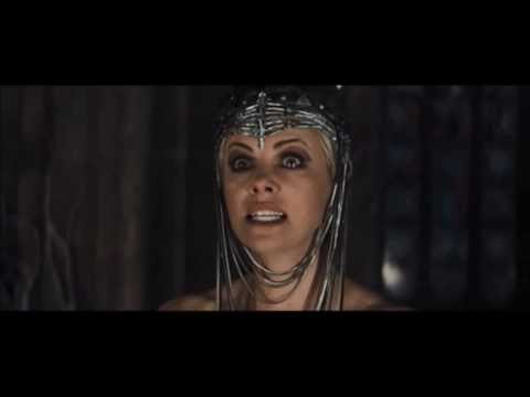 Snow White And The Huntsman - Ravenna Is Furious