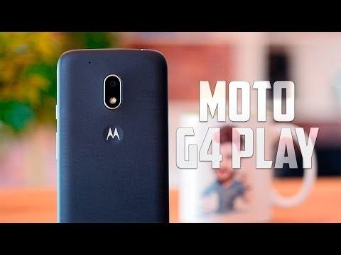 Vídeo Review Moto G4 Play