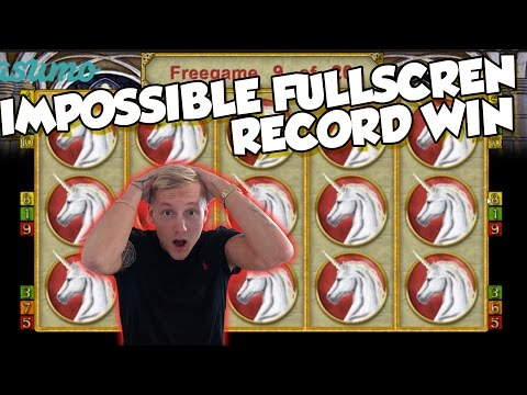 RECORD WIN Online Slot – MAGIC MIRROR Big Win and bonus round (Casino Slots) Huge win