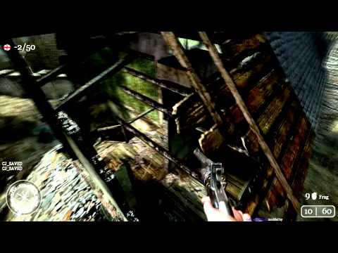 Call of Duty 2 - [Jumps] Classic map: Breakout