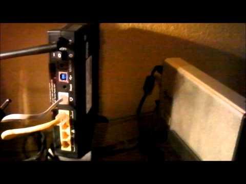 How to set-up Verizon DSL