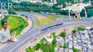 Vijayawada India  City new picture : Aerial View Chirala & Vijayawada (india) dji phantom 3 professional 4k