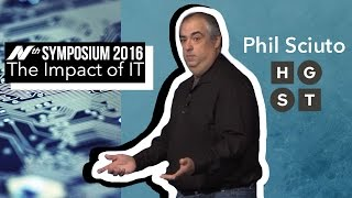 Nth Symposium 2016: HGST Director of Solutions Architecture Phil Sciuto video