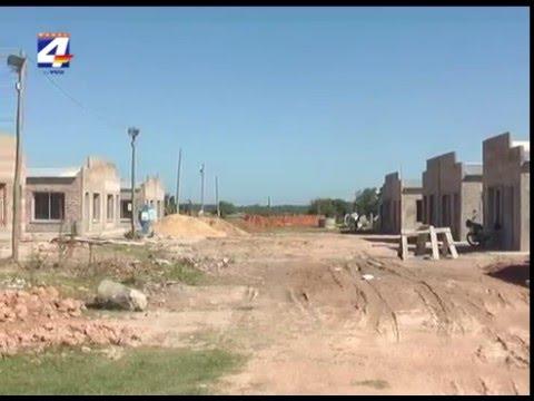 Vecinos del realojo del barrio Los Álamos reclaman reunión con el intendente