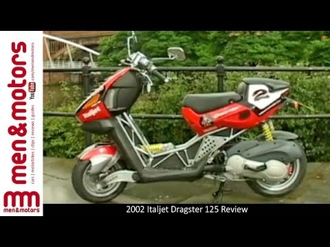 2002 Italjet Dragster 125 Review