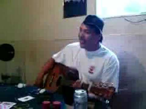 Gangbang - singing the gangbang song!...music country acoustic.