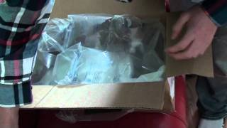 10. Unboxing 800 E-Tec Super-Q performance silencer exhaust by Skinz Ski-doo 2011