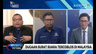 Video Dialog: Dugaan Surat Suara Tercoblos di Malaysia (2) MP3, 3GP, MP4, WEBM, AVI, FLV April 2019