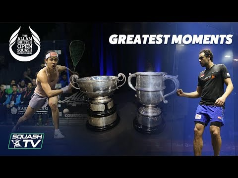 Squash: Greatest Moments - British Open