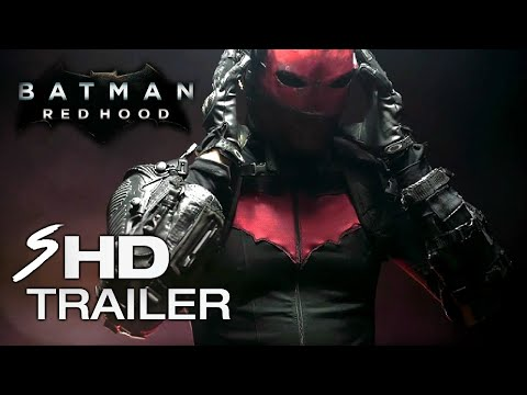 The Batman: Under the Red Hood - Movie Trailer Concept