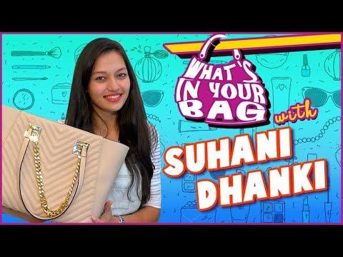 Suhani Dhanki HANDBAG SECRET REVEALED | Porus