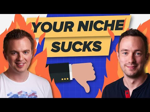 8 THINGS YOU MUST AVOID WHEN PICKING A NICHE