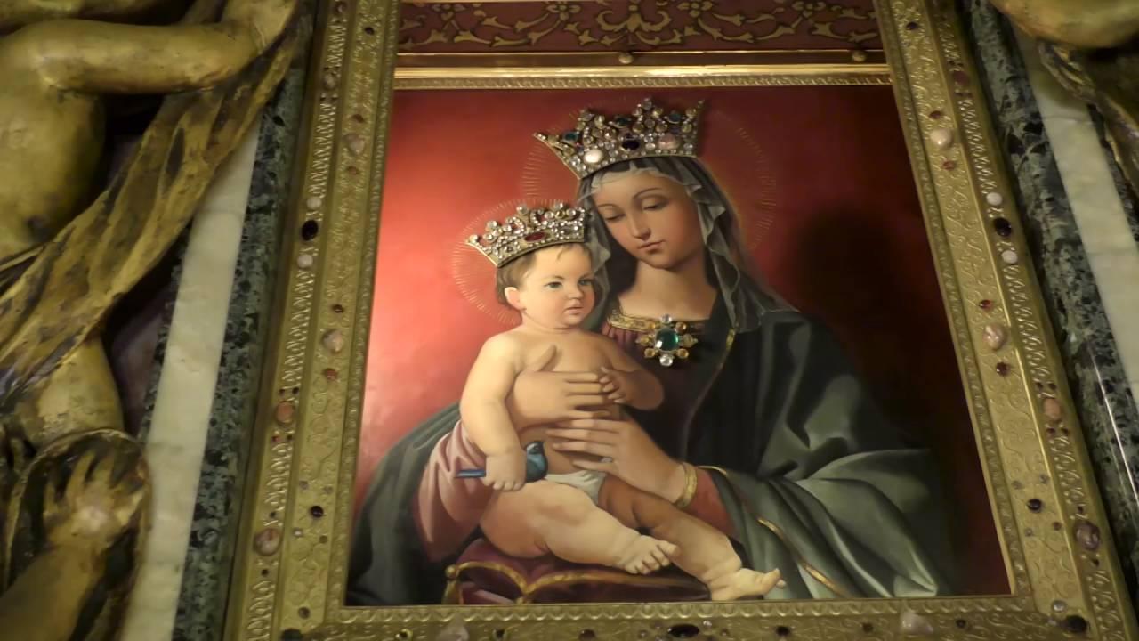 """كنيسة القديسة مريم """"سيدة السلام"""" الحبرية"""