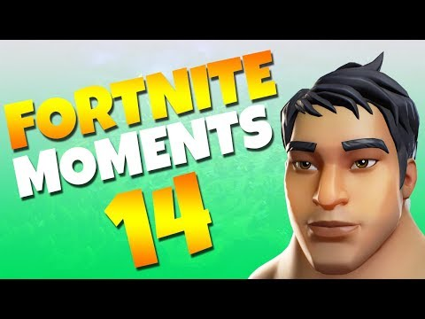Fortnite Daily Funny and WTF Moments Ep. 14 (видео)