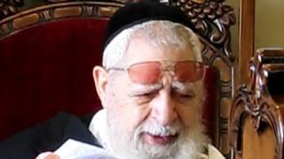 """תשעה באב במחיצת מרן הרב עובדיה יוסף זצ""""ל"""
