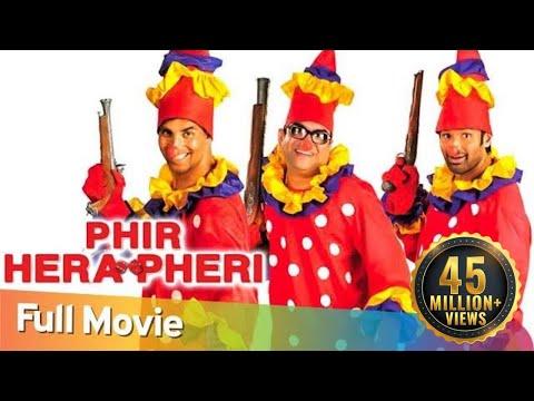 Phir Hera Pheri | Full Hindi Comedy Movie | Paresh Rawal -Akshay Kumar - Sunil Shetty - Rajpal Yadav
