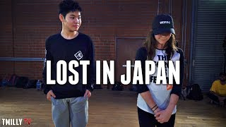 Video Shawn Mendes - Lost in Japan - Choreography by Jake Kodish ft Sean Lew, Kaycee Rice, Jade Chynoweth download in MP3, 3GP, MP4, WEBM, AVI, FLV January 2017