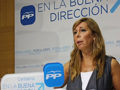 Sánchez-Camacho insta al PSOE a poner orden en el PSC por votar a favor de la ley de consultas