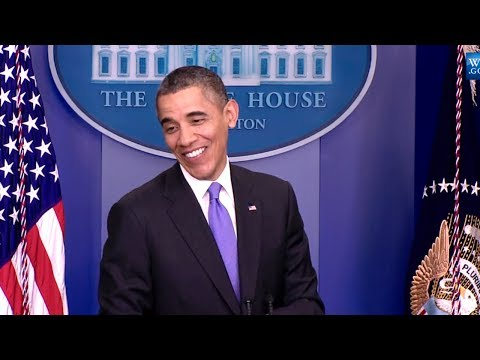 President Obama's Complete 2013 Year End Press Conference