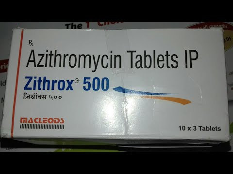 Zithrox 500mg tablets use and side effects full hindi reviews company macleods laab