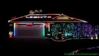 Bald Hills Australia  city photos : Brad's Christmas Lights 2013 - Brisbane, Australia