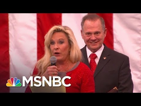Turns Out Roy Moore's Jewish Lawyer Is Christian | All In | MSNBC