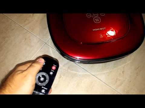 Lg HOMBOT square VR6270LVMB (видео)