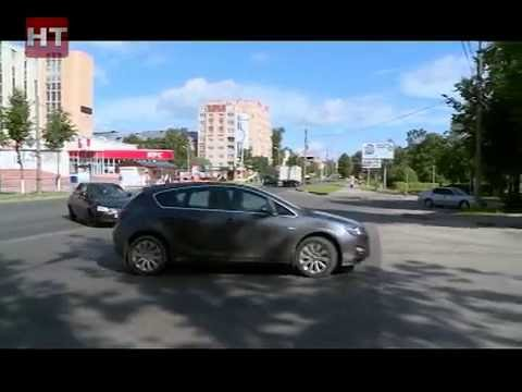 Дорожные работы в Великом Новгороде идут по плану