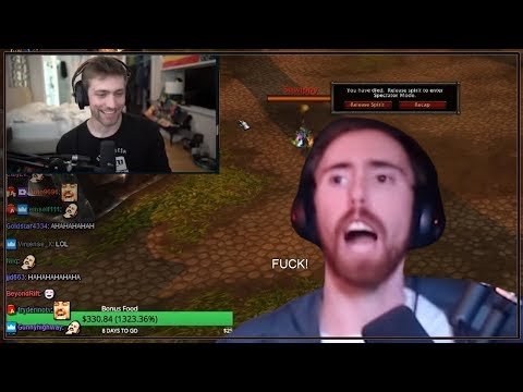 Asmongold Challenges Sodapoppin To A 1v1 Three Times With Mcconnell Commentating