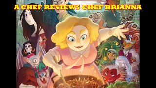 The Brave Chef brianna is a comic book series about a young lady who opens a restaurant in a town filled with monsters. Chef jack reviews the book through his unique experience and perspective. Patreon Page : https://www.patreon.com/ilovecomics?alert=2TWITTER :  https://twitter.com/EnglentineVID.ME :  https://vid.me/EnglentineFACEBOOK : https://www.facebook.com/groveofenglentine/Wednesday :  New book and Back Issue Haul videos.Just showing off every new book released, as well as the back issues I was able to find on ebay , in the comic shop , or at garage sales.Thursday :  I love comicsA celebration of why I love or a series or issue I love in comic booksFriday : Having fun with Superhero Movies and Or Video GamesSaturday : Marvel Vs. DCsummarizing the comics that came out the last week , to see who really rules the roost.Sunday : Free Play. Could be another video made for an established topic, or a new idea. Monday : If I wrote A re-imagining of established characters , plot points , stories or movies.Tuesday : Career In Comic Book Covers Take a character, a team or an artist and show every or close to every comic book cover they are on or worked on.IN THE GROVE OF ENGLENTINE HAS NEW VIDEOS EVERY DAY RELATING TO COMIC BOOKS , MOVIES, MUSIC, VIDEO GAMES & SOMETIMES POLITICS. PLEASE CHECK US OUT. DON'T FORGET TO SUBSCRIBE & SHARE, & CHANGE NOTIFICATIONS TO RECEIVE NEW CONTENT