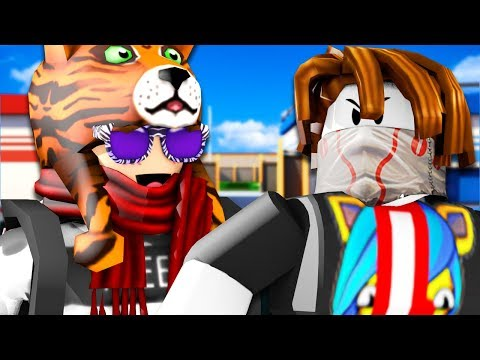 KreekCraft VS MyUsernamesThis! Roblox Jailbreak NEW SEWER ESCAPE UPDATE! | 🔴 Jailbreak LIVE